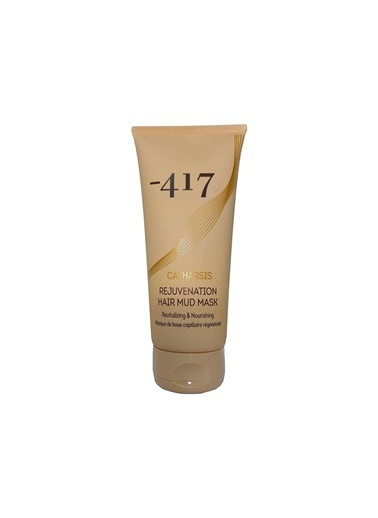 -417 Catharsis Rejuvenation Hair Mud Mask 200 Ml - Çamur Maskesi Renkli